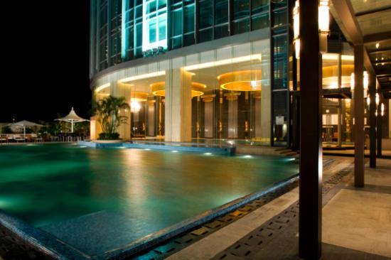廣州海航威斯汀酒店 -室外游泳池