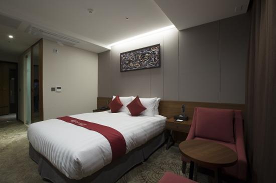 國際品牌Ramada Jeonju Hotel