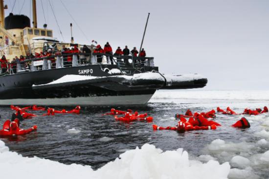 Sampo破冰船之旅3