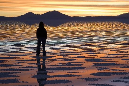 烏尤尼鹽湖(天空之鏡)