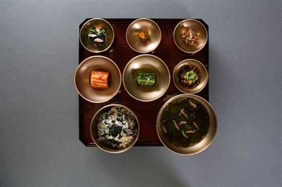 Gaon料理