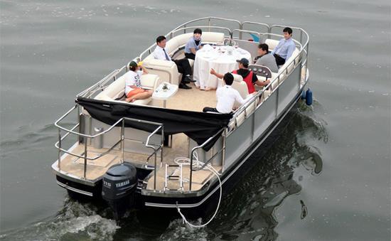 漢江Star Party Boat遊船體驗