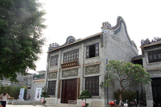 沙灣古鎮-沙灣廣東音樂館