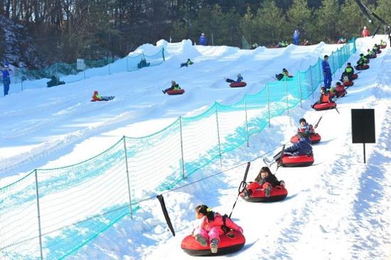 繽紛夢樂園~雪圈體驗