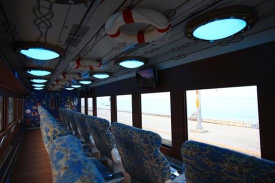 海岸列車體驗