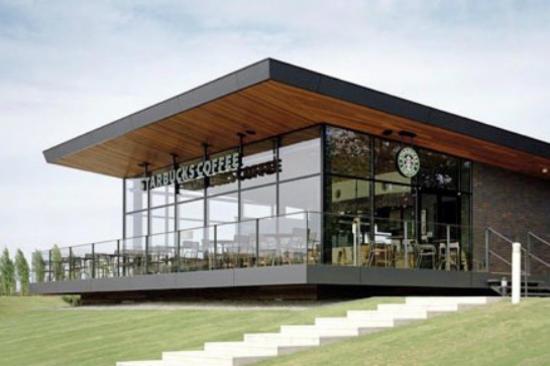 世上最美Starbucks