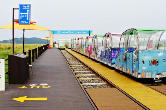 濟州 Rail Bike體驗