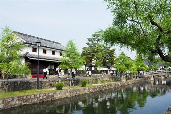 倉敷美景街