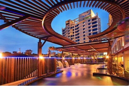 清新溫泉酒店