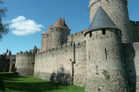 卡卡頌城堡