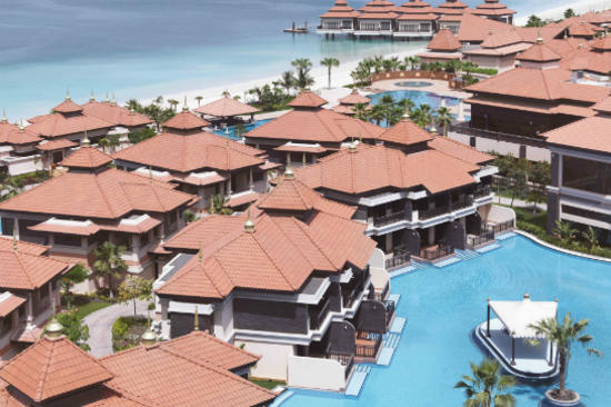 The Anantara The Palm Dubai Resort