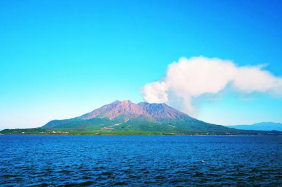櫻島火山3