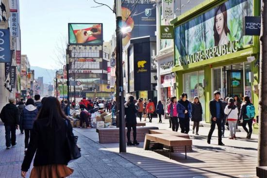 東城路購物區