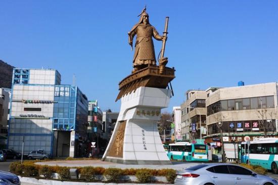 李舜臣廣場