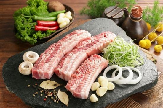 【黑豚家】烤濟州黑豚肉