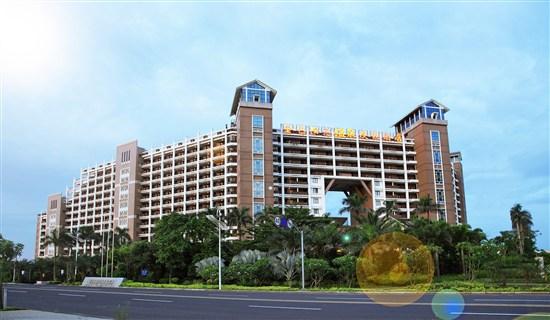 金色陽光酒店-外觀