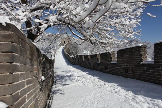 慕田峪-冬季