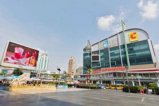 曼谷Big C購物廣場