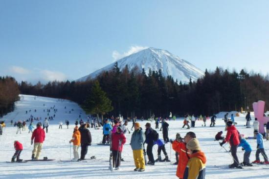 天神山滑雪場