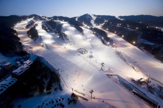 Jisan滑雪場