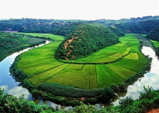 九鄉自然風景區