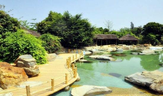 特呈島溫泉度假村