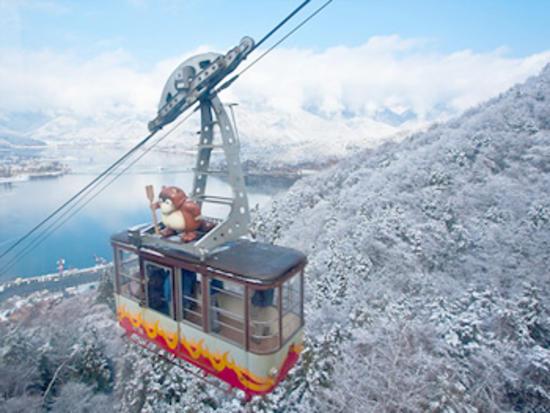 天上山公園纜車