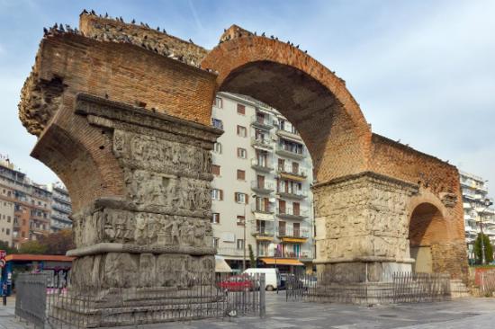 加萊里烏斯凱旋門