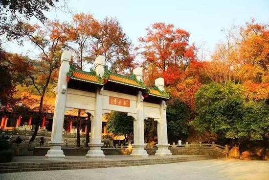 圭峰山玉台寺