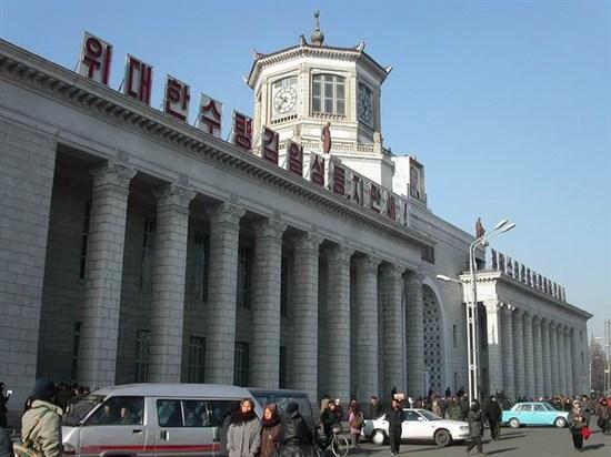 平讓火車站
