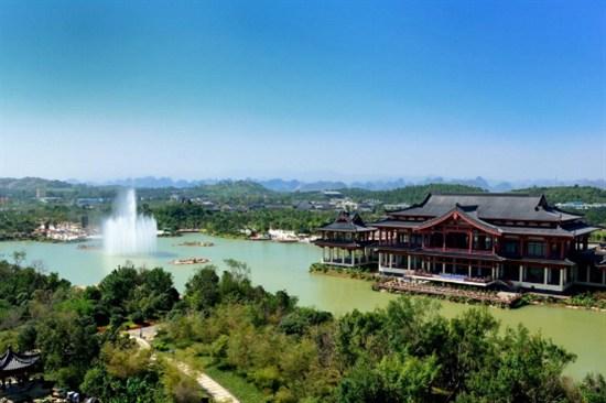 桂林園博園景區