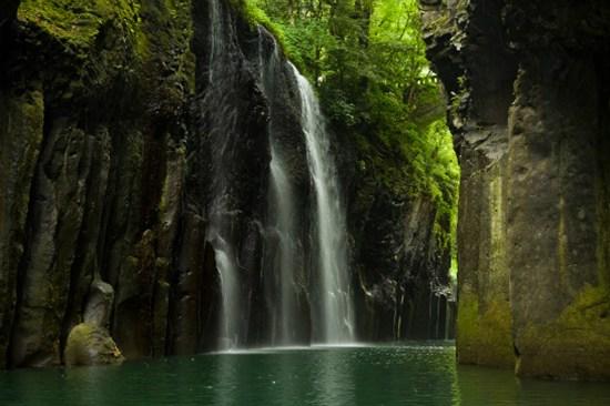 真名井瀑布