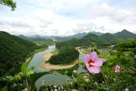 仙岩村(韓國半島地形)