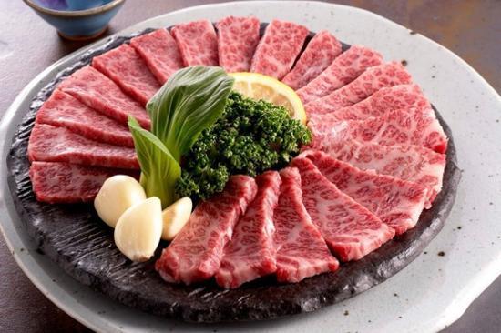 1++土種韓牛燒烤