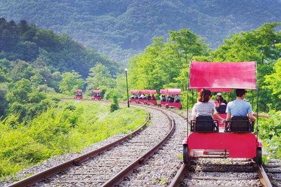江村/楊平Rail Bike