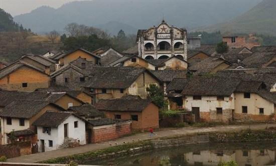 豐陽古村落