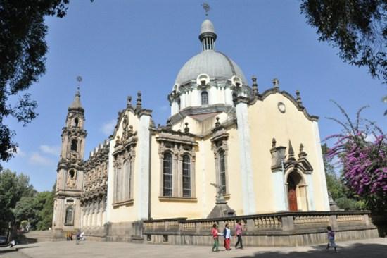 聖三一教堂