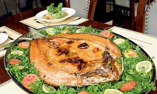 Iraq Fish BBQ