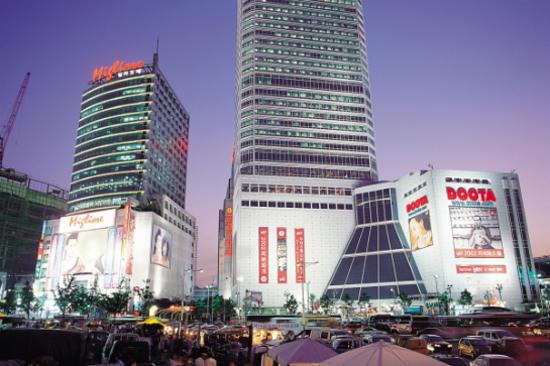 東大門購物區