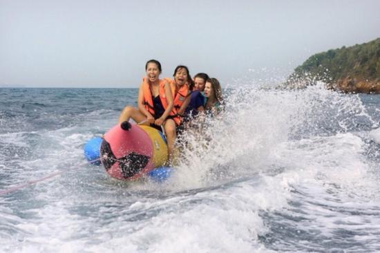 芭堤雅珊瑚島