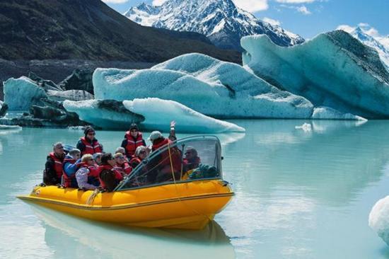 冰河船之旅