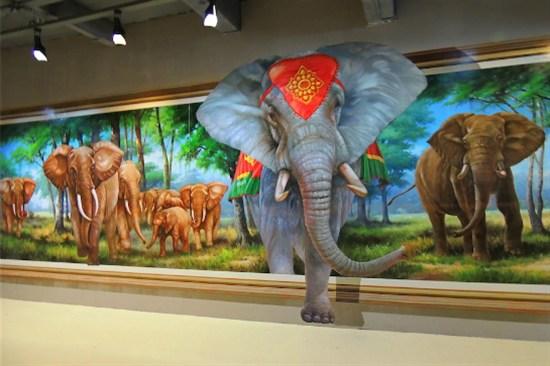 得意3D神奇視覺美術館