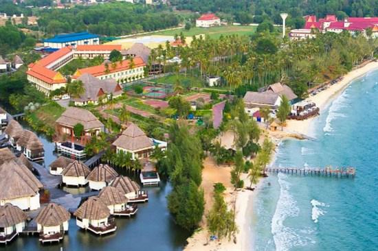 西哈努克Sokha Beach Hotel