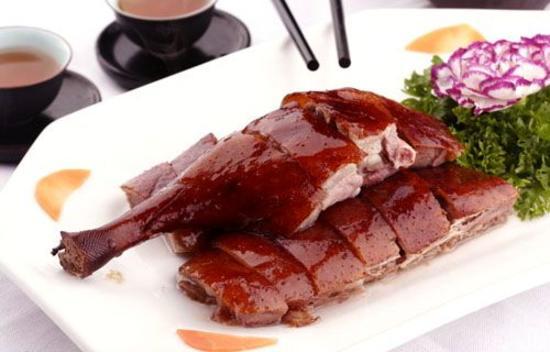 莞城脆皮燒鴨