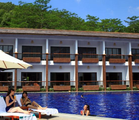 博羅怡情谷溫泉度假酒店