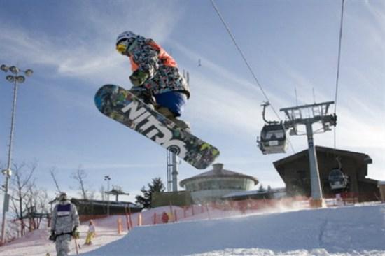 highOne滑雪場