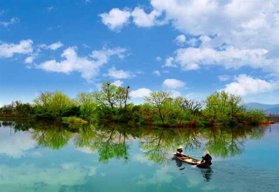 西溪濕地國家公園