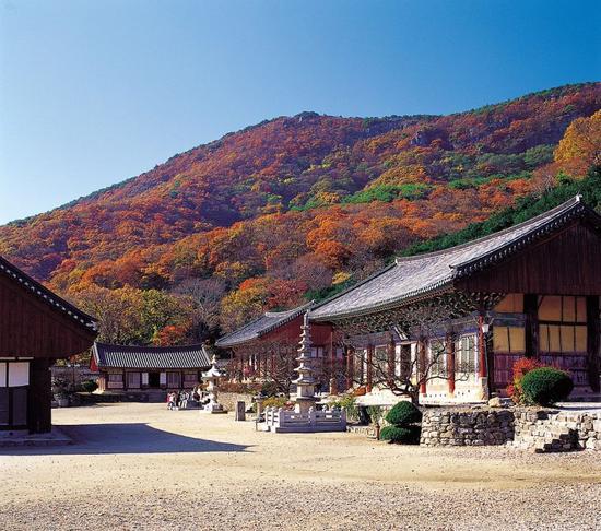 五臺山國立公園~月精寺