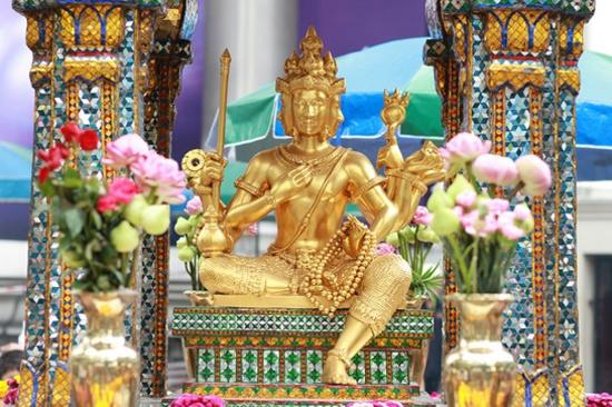 曼谷四面神祈福