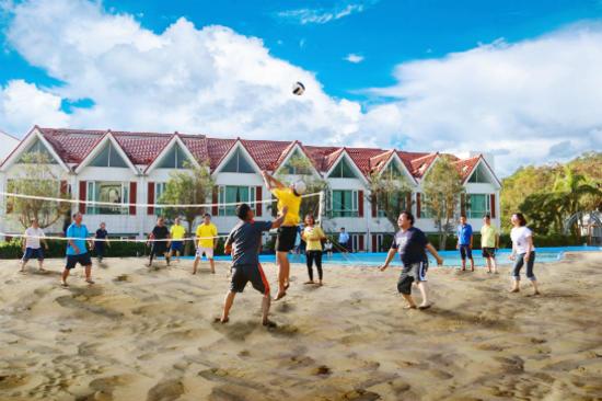 統一渡假村墾丁海洋體驗樂園沙灘